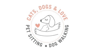 For Cats Dogs and Love Logo